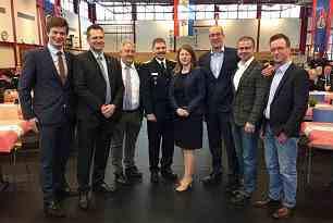 Jahreshauptversammlung Kreisfeuerwehrverband Landkreis Rostock