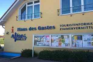 Besuch Tourismus- und Kur GmbH Graal-Müritz