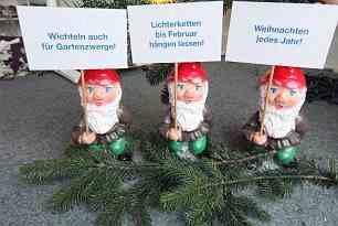 Gemütliche Weihnachtsfeier im Bürgerbüro Bentwisch