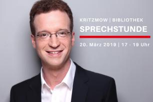 Sprechstunde in Kritzmow