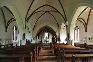 Zuschuss für umweltfreundliche Heizung in der Pfarrscheune Lichtenhagen-Dorf