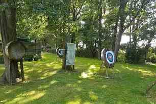 Förderung einer Bogensportanlage des Kritzmower Sportschützenvereins
