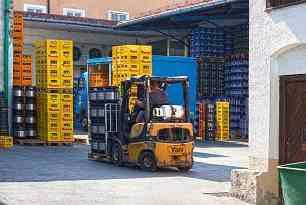 Kavelstorfer Logistik erhält Förderung für digitale Warenwirtschaft