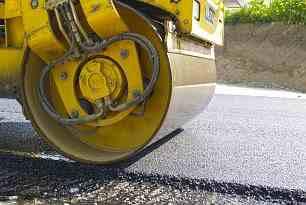 Straßenerneuerung zwischen Groß Stove und Biestow