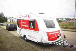Achtung Pendler: Das mobile Bürgerbüro für Sie an der A20