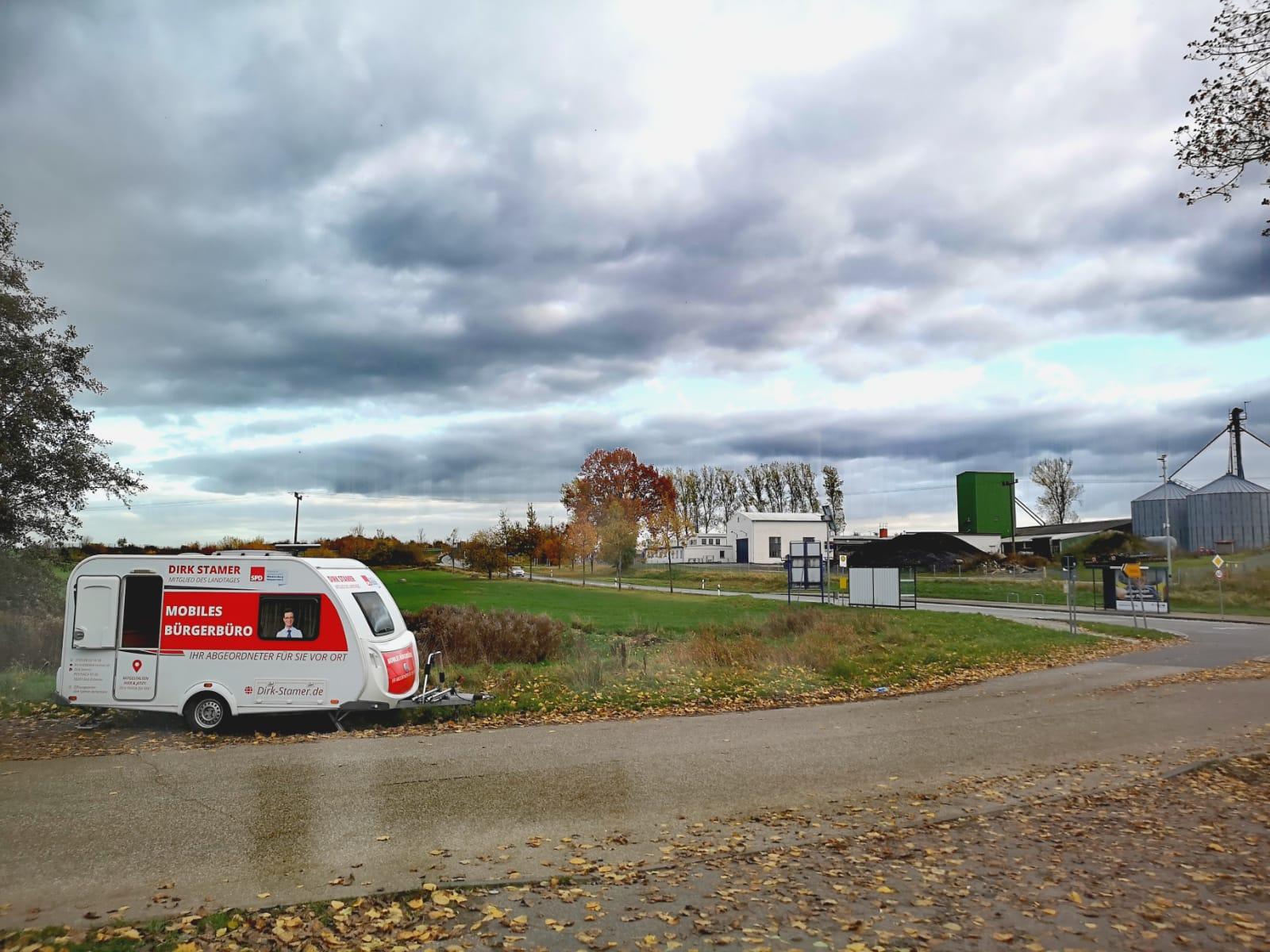 Bürgerbüro vor Ort an der A20 (AS Bad Doberan)