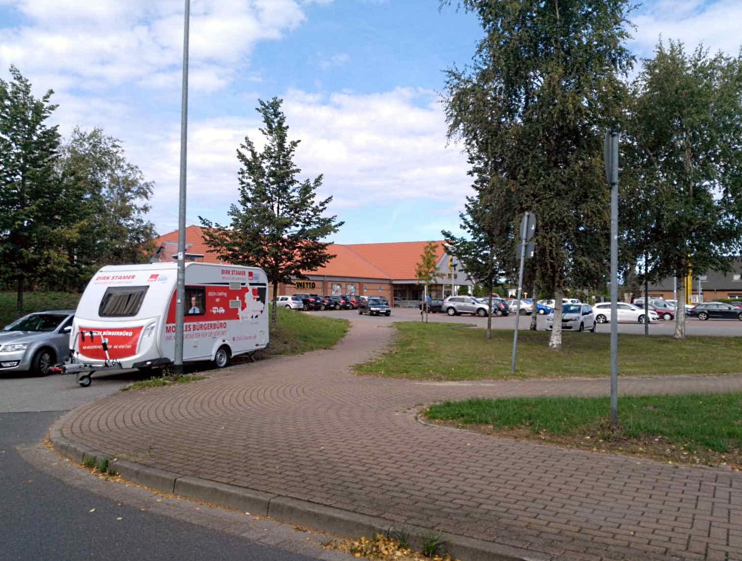 Bürgerbüro vor Ort in Rövershagen