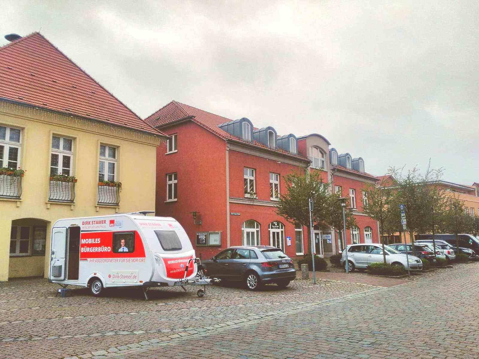 Bürgerbüro vor Ort in Tessin