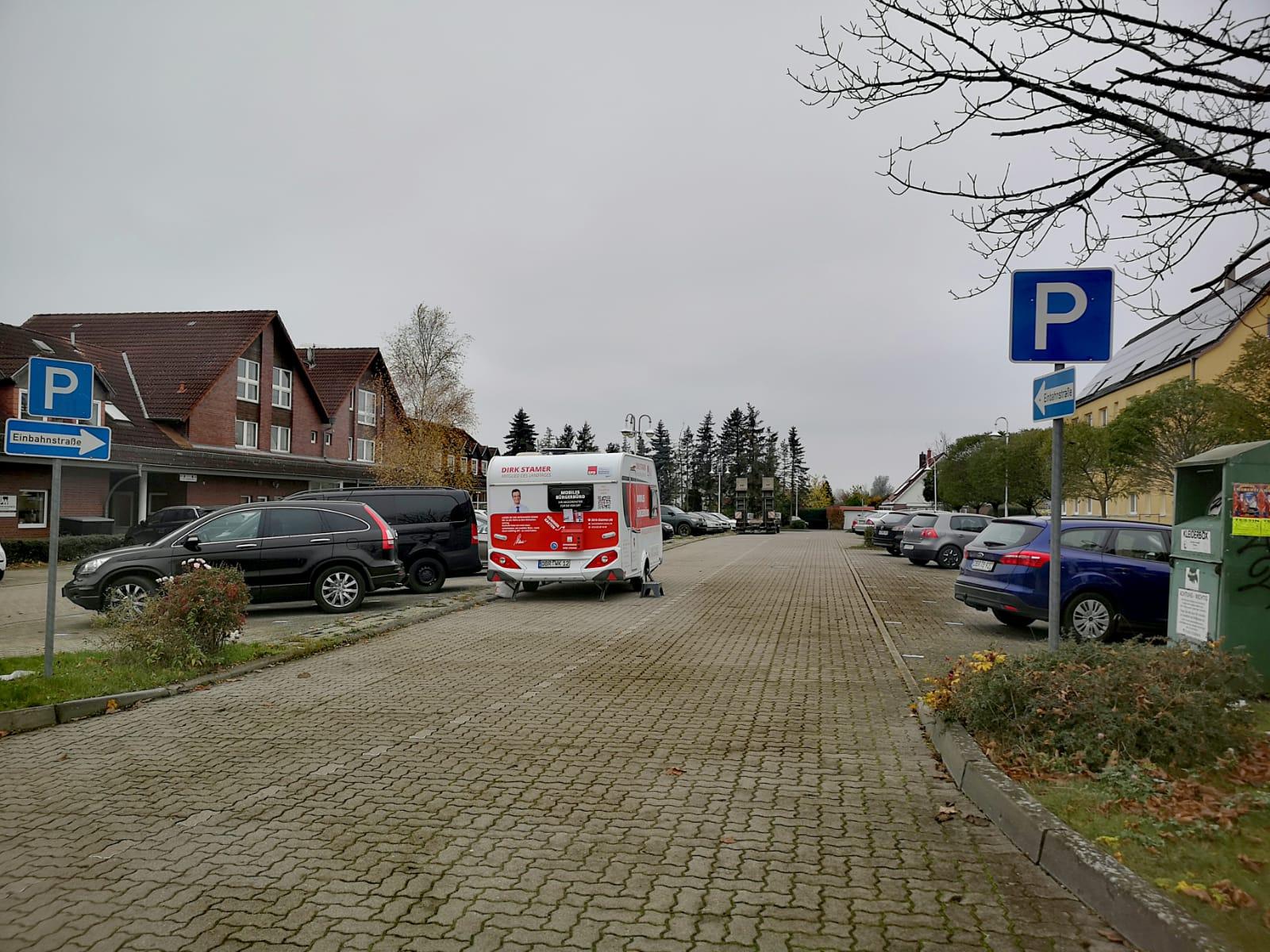 Bürgerbüro vor Ort in Sanitz