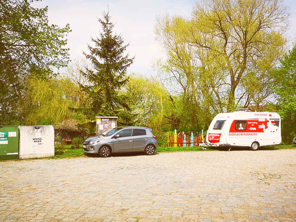 Bürgerbüro vor Ort in Fahrenholz