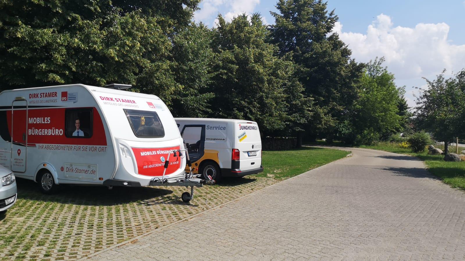 Bürgerbüro vor Ort in Lichtenhagen