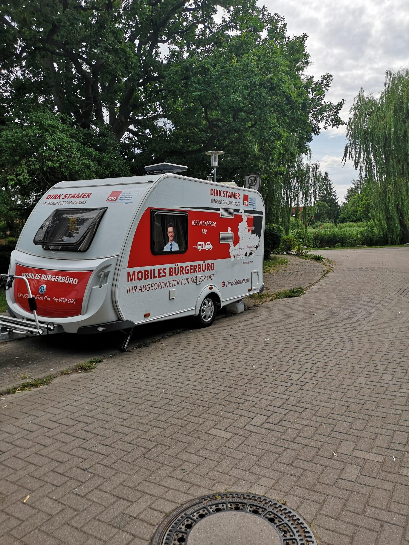Bürgerbüro vor Ort in Pölchow