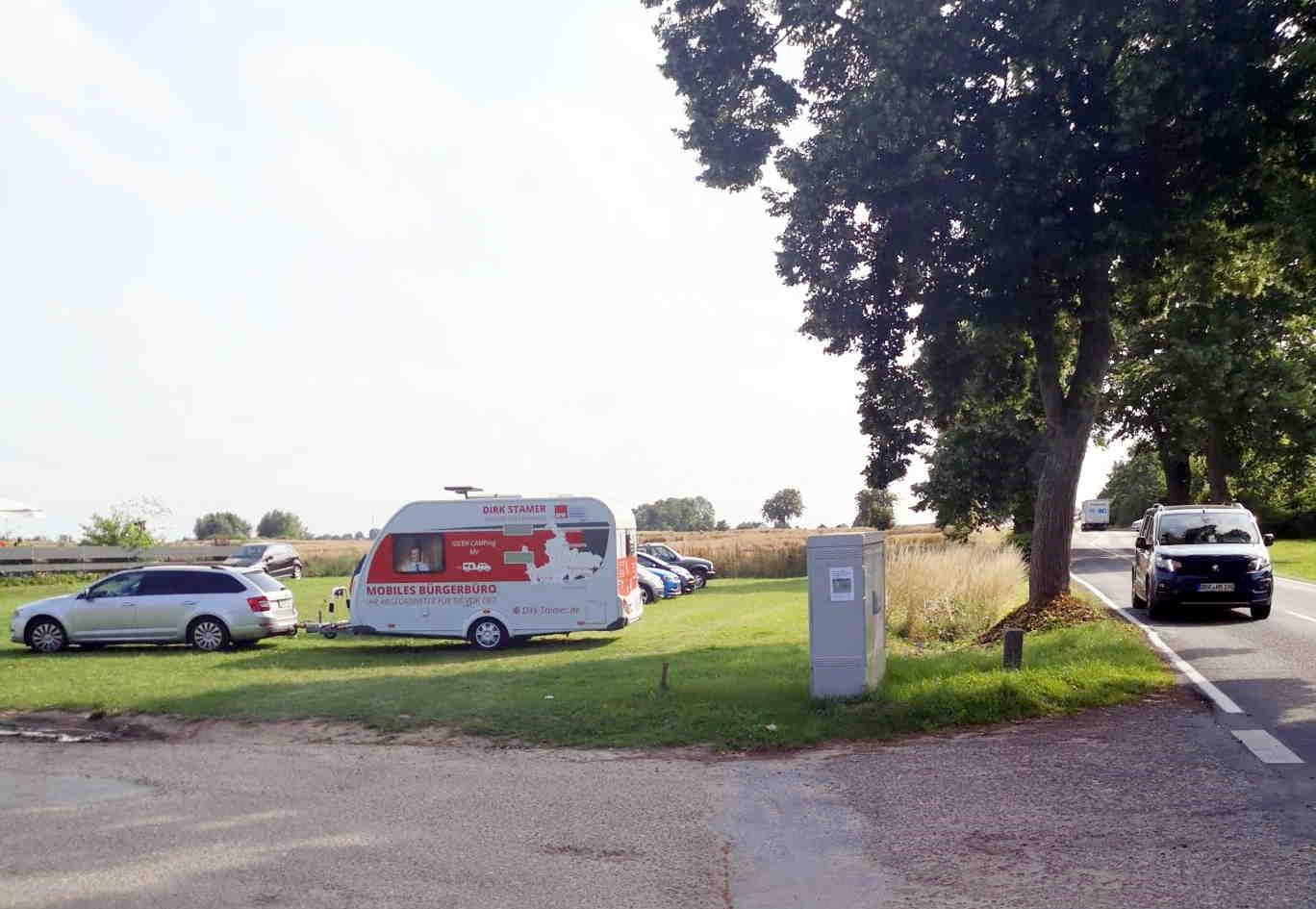 Bürgerbüro vor Ort in Ziesendorf