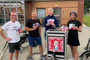 Sommer-Radtour durch den Landkreis Rostock