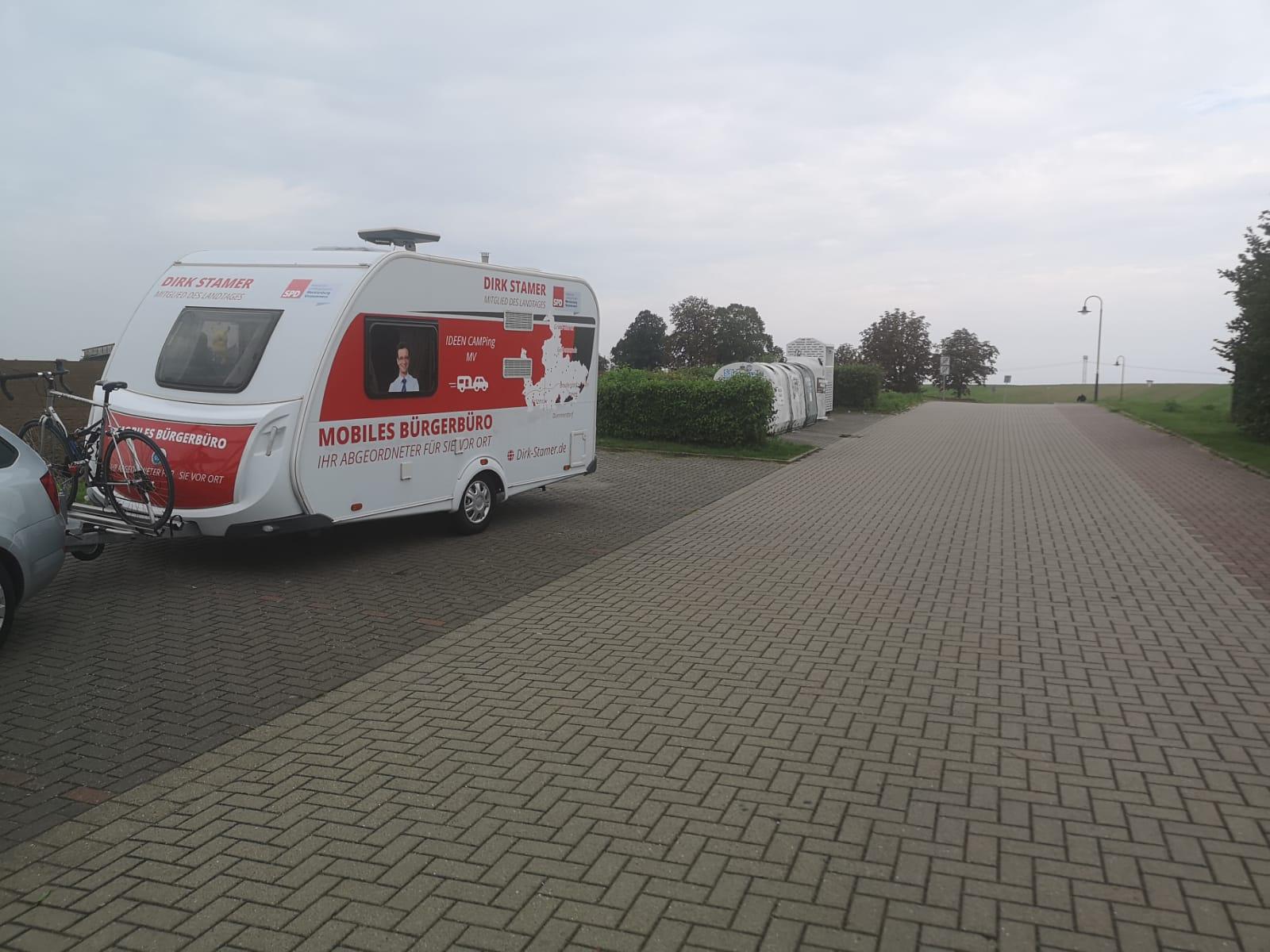 Bürgerbüro vor Ort in Papendorf