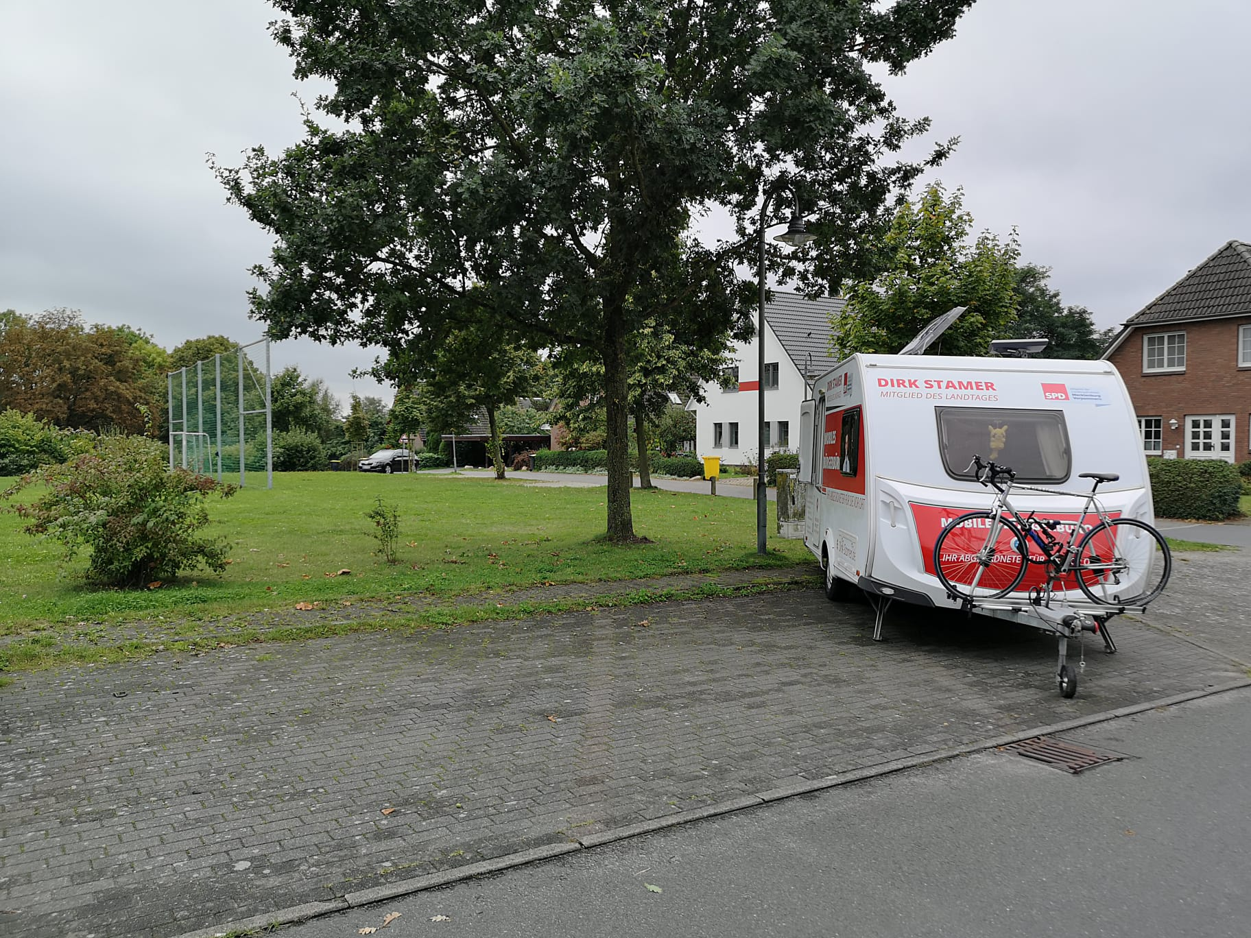 Bürgerbüro vor Ort in Sildemow